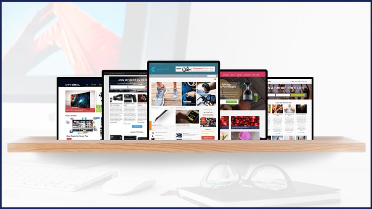 Niche Site Master Build Clickbank Sites